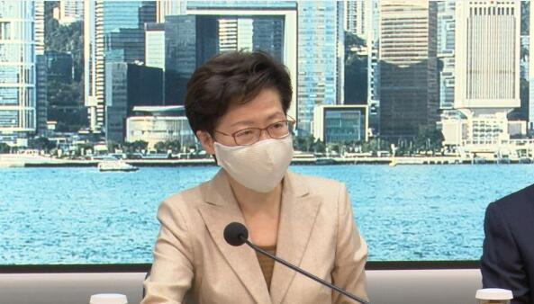 香港特区政府公布新一轮防疫措施